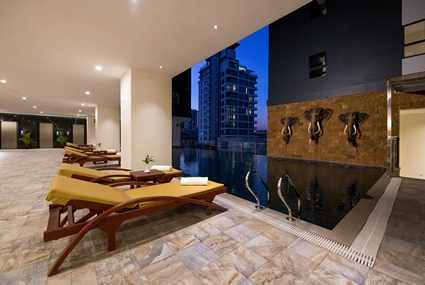 Small Tile Pool at Poulo Wai Hotel and Apartment C 1